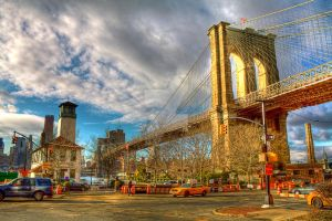 Brooklyn Bridge by cestnms