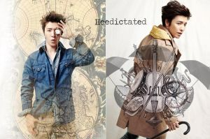Donghae - Donghae - Donghae by Heedictated