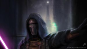 Revan vs The Son by DarthTemoc
