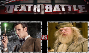 The Doctor vs. Dumbledore by ScarecrowsMainFan