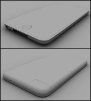 ipod Touch W.i.P by Tom-3D