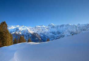 The Alps by luethy