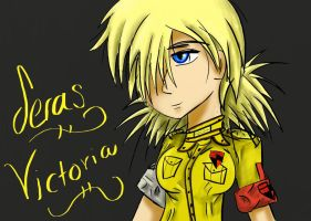 The Sweet Seras Victoria by l3lue-Kat