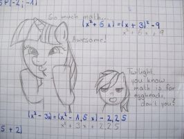 Twily the math nerd by Candy-Muffin