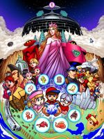 Mother 25th Annniversary by Kaigetsudo