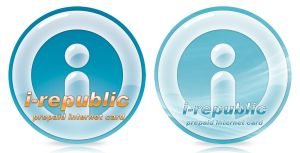2006 Nov I-Republic stickers by loc0