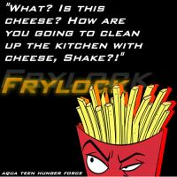 Frylock by Mislaid-Isis
