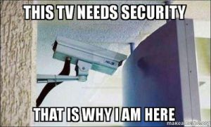 TV is Protected by Hellomon100