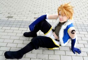 Sting_Eucliffe_cosplay /FAIRY TAIL/ by grimmiko88