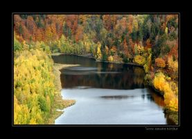 Colourful autumn by grugster