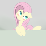 Fluttershy thing by Notten1