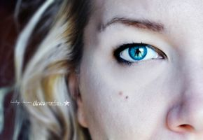 The world in my eyes. by LilySea