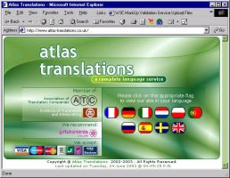 Atlas Translations by infodesh