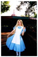 Kiersten as Alice by andys184