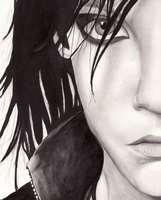 Tokio Hotel : Bill : Ink by omgcheeze