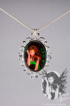 Faerie Queen Pendant by Caitria5