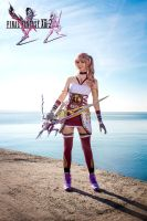 Serah Farron by AGflower