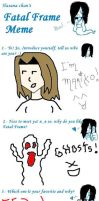 Fatal Frame Meme by Midnight-Calling