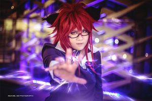 Cuticle Detective Inaba - creature of the night by rei-akai-him3