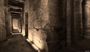 Temple of Seti by ahmedyousri