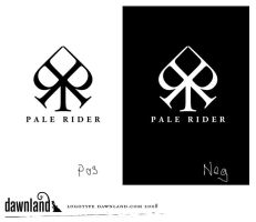 Pale Rider - logotype by dawnland