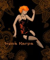 .::Irena Karpa::. by Katie-Watersell