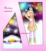 Ichiruki - Snowball by LittleChappy