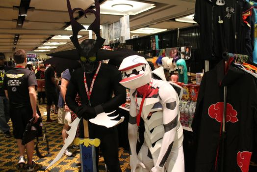 Mass production Eva at Mechacon 2015 by triatholisk