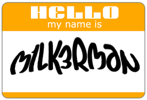 My Name Is by m1lk3rman