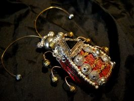 Napoleonic Steampunk Beetle 2 by SpiffsHexapodS