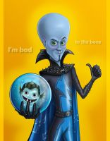 Megamind - Bad to the bone by StasySolitude