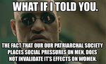 Morpheus on Sexism 2 by Party9999999