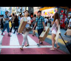 B O X E S by burningmonk