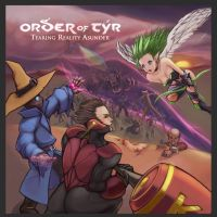 Order of Tyr: Tearing Reality Asunder by hybridmink