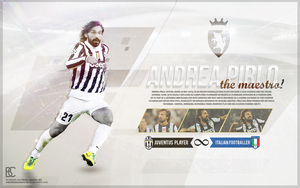 Andrea Pirlo by suicidemassacre16