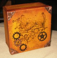Steam Punk Style Box by imagine-me