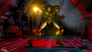 My Name Is Samus (HD 1080) by DareDesignStudio