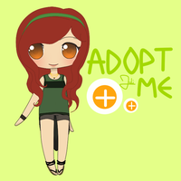 Point Adoptable --CLOSED- Reduced price by LilMissJulianne
