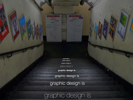 Graphic Design Is by sigalakos