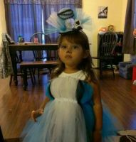 My daughter as Alice Resurrected by jelc85