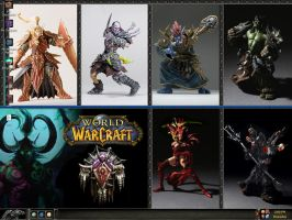 world of warcraft wallpaper by hupao