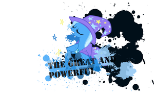 The Great and Powerful by Scootaloooo