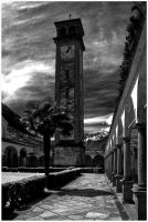 The clock tower by MarcoFiorentini