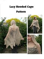 Hooded Cape Pattern by White-Hand