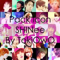 Icon Pack SHINee 1 by TokkiOwO
