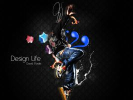 Design Life by fiyah-gfx