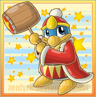 King Dedede by Zenfyre
