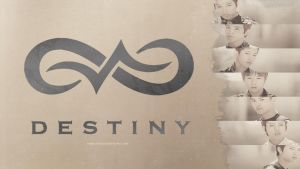 INFINITE Destiny Wallpaper by naiieUnnie