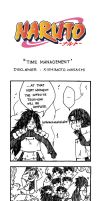 Naruto Doujinshi - Time Management by SmartChocoBear
