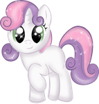 PFD33 Sweetie Belle by Rayodragon